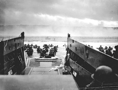 FIVE THINGS YOU DIDN'T KNOW ABOUT THE D-DAY LANDINGS