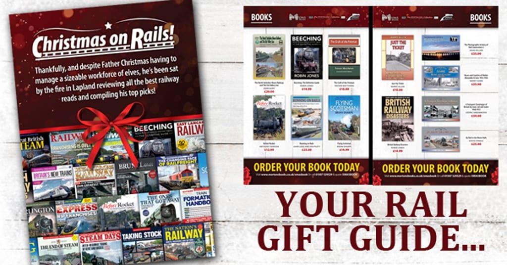Rail Gift Guide