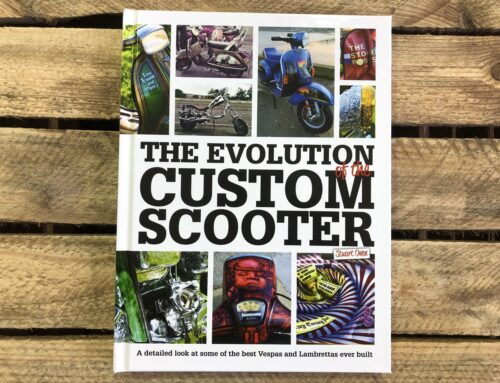DISCOVER CUSTOM SCOOTERS' JAW-DROPPING EVOLUTION